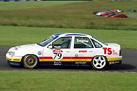 #79 David Leslie (GBR). Ecurie Ecosse Vauxhall. Vauxhall Cavalier GSi.