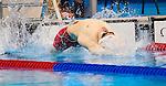 Gordie Michie, Rio 2016 - Para Swimming /// Paranatation.<br /> Gordie Michie competes in the men's 100m backstroke S14 classification heats // Gordie Michie participe aux manches de classement S14 du 100 m dos masculin. 08/09/2016.
