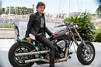 """CANNES, FRANCE - JULY 13: François Creton at the """"Les Heroiques/The Heroics"""" photocall during the 74th annual Cannes Film Festival on July 13, 2021 in Cannes, France. <br /> CAP/GOL<br /> ©GOL/Capital Pictures"""