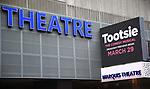 """Tootsie"" - Theatre Marquee"