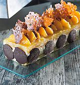 bavarois mandarine