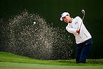 In-Gee Chun of Korea hits her shot during the Hyundai China Ladies Open 2014 on December 12 2014 at Mission Hills Shenzhen, in Shenzhen, China. Photo by Li Man Yuen / Power Sport Images