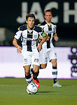 Nederland, Almelo, 29 augustus 2015<br /> Eredivisie<br /> Seizoen 2015-2016<br /> Heracles Almelo-FC Twente<br /> Mark-Jan Fledderus, aanvoerder van Heracles Almelo