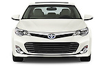 Straight front view of a 2013 Toyota Avalon Sedan Limited