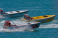 "JS-7 ""Rolling Thunder"" , JS-61 ""Skiff Tastic"", JS-48 ""Denis' Dreams""        (Jersey Speed Skiff(s)"