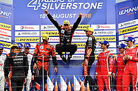 ELMS RACE - 4 HOURS OF SILVERSTONE (GBR) ROUND 4 08/16-18/2018