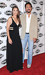 Benjamin Bratt & Talisa Soto at The 2009 Outfest Opening Night Gala of LA MISSION held at The Orpheum Theatre in Los Angeles, California on July 09,2009                                                                   Copyright 2009 DVS / RockinExposures
