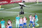 Spider Cam Tv during La Liga match Atletico de Madrid v FC Barcelona. February 26,2017. (ALTERPHOTOS/Acero)