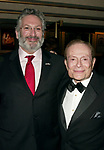 Harvey Fierstein and Jerry Herman attending the Opening Night performance for 'LA CAGE aux FOLLES' at the Marquis Theatre in New York City.<br />December 9, 2004