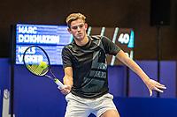 Alphen aan den Rijn, Netherlands, December 18, 2019, TV Nieuwe Sloot,  NK Tennis,  Niels Visker (NED)<br /> Photo: www.tennisimages.com/Henk Koster