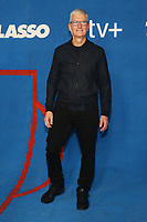 WEST HOLLYWOOD, CA - JULY 15: Tim Cook at Apple TV+ Ted Lasso Season 2 Premiere at The Rooftop at The Pacific Design Center in West Hollywood, California on July 15, 2021. <br /> CAP/MPIFS<br /> ©MPIFS/Capital Pictures