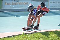 INLINE-SKATEN: WERVERSHOOF: 22-04-2019, KNSB Baancompetitie Inline, ©foto Martin de Jong