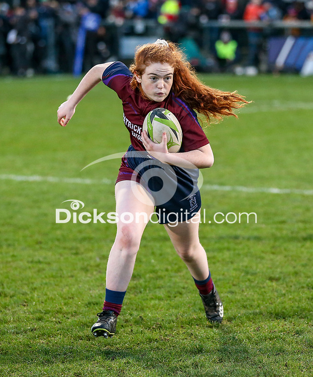 Saturday 12th January 2019 | Ulster Rugby vs Racing 92<br /> <br /> Halftime Mini-Rugby during Heineken Champions Cup clash against Racing 92 at Kingspan Stadium, Ravenhill Park, Belfast, Northern Ireland. Photo by John Dickson / DICKSONDIGITAL