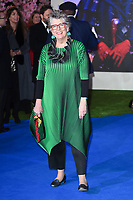 """Prue Leith<br /> arriving for the """"Mary Poppins Returns"""" premiere at the Royal Albert Hall, London<br /> <br /> ©Ash Knotek  D3467  12/12/2018"""