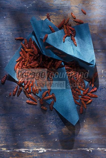 Gastronomie Générale: Piments de Cayenne