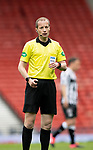 St Mirren v St Johnstone…09.05.21  Scottish Cup Semi-Final Hampden Park <br />Referee Willie Collum<br />Picture by Graeme Hart.<br />Copyright Perthshire Picture Agency<br />Tel: 01738 623350  Mobile: 07990 594431