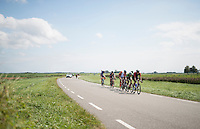 early race leaders<br /> <br /> 91st Schaal Sels 2016