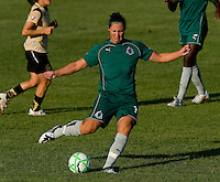Saint Louis Athletica forward Melissa Tancredi (14) during a WPS match at Anheuser-Busch Soccer Park, in St. Louis, MO, July 26, 2009.  The match ended in a 1-1 tie.