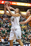guard Alexis Prince (12) in action during Big 12 women's basketball championship final, Sunday, March 08, 2015 in Dallas, Tex. (Dan Wozniak/TFV Media via AP Images)