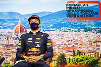 13th September 2020; Mugello race track, Scarperia e San Piero, Tuscany, Italy ; Formula 1 Grand Prix of Tuscany, Race Day;  23 Alexander Albon THA, Aston Martin Red Bull Racing