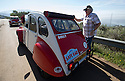***FREE PHOTO FOR EDITORIAL USE***<br /> <br /> 2cv Adventues, SAFE Raid, April 2015.<br /> <br /> All Rights Reserved, F Stop Press Ltd, +44(0)1335 418629, +44(0)7765 242650  www.fstoppress.com