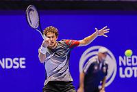 Rotterdam, Netherlands, December 15, 2017, Topsportcentrum, Ned. Loterij NK Tennis,  Robin Haase (NED) <br /> Photo: Tennisimages/Henk Koster