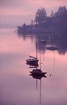 Vashon Island, Puget Sound, King County, Washington state, Pacific Northwest, U.S.A., Quartermaster Harbor,