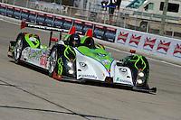 #11 (LMPC) Primetime Race Group Oreca FLM09, Joel Feinberg & Kyle Marcelli