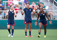 USWNT Training, Tuesday, August 19, 2014