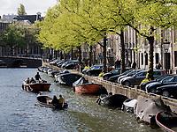 Keizersgracht, Amsterdam, Provinz Nordholland, Niederlande<br /> Keizersgracht, Amsterdam, Province North Holland, Netherlands