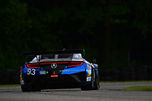 IMSA WeatherTech SportsCar Championship<br /> Continental Tire Road Race Showcase<br /> Road America, Elkhart Lake, WI USA<br /> Friday 4 August 2017<br /> 93, Acura, Acura NSX, GTD, Andy Lally, Katherine Legge<br /> World Copyright: Peter Burke<br /> LAT Images