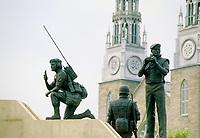 Ottawa<br /> , army sculpture
