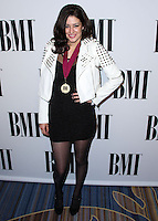 BEVERLY HILLS, CA, USA - MAY 13: Nikki Williams at the 62nd Annual BMI Pop Awards held at the Regent Beverly Wilshire Hotel on May 13, 2014 in Beverly Hills, California, United States. (Photo by Xavier Collin/Celebrity Monitor)