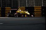 Antonio Giovinazzi races the Formula 3 Macau Grand Prix during the 61st Macau Grand Prix on November 14, 2014 at Macau street circuit in Macau, China. Photo by Aitor Alcalde / Power Sport Images