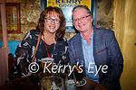 Enjoying the evening in Sean Og's on Saturday, l to r: Ann Marie and David Harrington.
