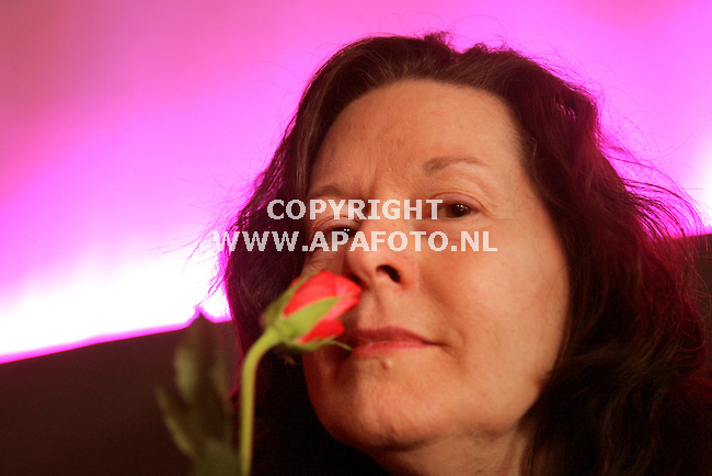 Nijmegen, 250307<br /> Linda Lee Lewis, de zus van Jerry Lee Lewis.<br /> Foto: Sjef Prins - APA Foto