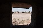 20/07/14  Iraq -- Daquq, Iraq -- A view of ISIS controlled territory in Albu Muhamad village in Daquq.