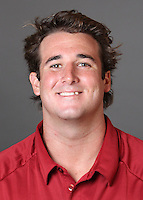 STANFORD, CA - AUGUST 31:  Peter Sefton of the Stanford Cardinal during water polo picture day on August 31, 2009 in Stanford, California.