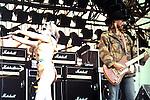 HAWKWIND -Dave Brock - Live at Monsters of Rock Festival , Castle Donnington , England 1982 Castle Donnington Monsters of Rock 1982 Donnington 1982