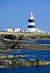 Ireland, County Wexford, Hook Peninsula: Hook Head Lighthouse | Irland, County Wexford, Hook Peninsula: Hook Head Leuchtturm