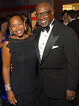 Anita and Gerald Smith at the Children's Museum Gala Saturday Oct. 03,2009. (Dave Rossman/For the Chronicle)