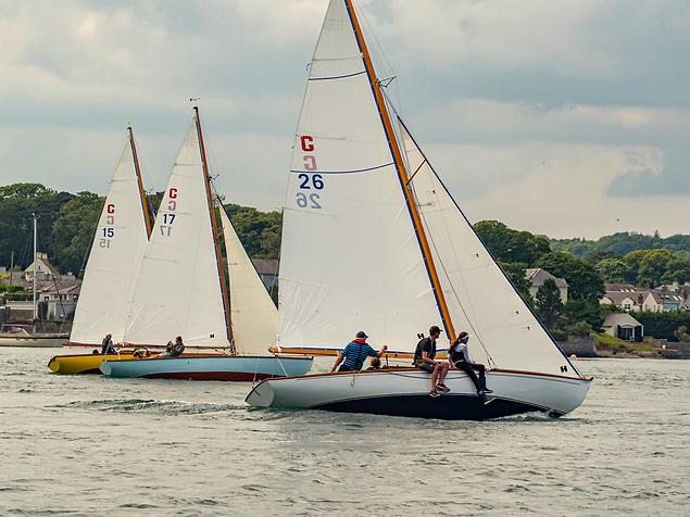 Over 140 Boats for Strangford Lough Narrows Regatta