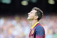 MESSI ( FC Barcelone )<br /> Football Calcio 2013/2014 <br /> Spagna La Liga<br /> Foto Panoramic / Insidefoto