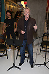 """Mike Squillante and Gary Busey during the """"Only Human - A #Blessed New Musical"""" Sneak Peek at The Yard Herald Square on September 17, 2019 in New York City."""