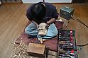 Craft of Making Traditional Masks for Sacred Dance