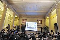 - Universal Exhibition in Milan, press conference for the presentation of the Conceptual Master Plan....- Esposizione universale a Milano, conferenza stampa per la presentazione del Conceptual Masterplan