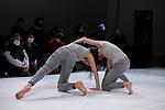 ARCHE<br /> <br /> Chorégraphie : Myriam Gourfink<br /> Assistante à la chorégraphie : Carole Garriga<br /> Composition : Kasper T. Toeplitz<br /> Interprétation : Deborah Lary et Véronique Weil<br /> Basse & électronique live : Kasper T. Toeplitz<br /> Compagnie : LOLDANSE<br /> Cadre : Festival Faits d'Hiver<br /> Date : 01/02/2021<br /> Lieu : Le Générateur<br /> Ville : Gentilly