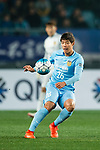 Jiangsu FC Defender Hong Jeongho in action during the AFC Champions League 2017 Group H match between Jiangsu FC (CHN) vs Adelaide United (AUS) at the Nanjing Olympics Sports Center on 01 March 2017 in Nanjing, China. Photo by Marcio Rodrigo Machado / Power Sport Images