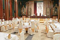 hotel el convento restaurant interior , Coreses spain castile and leon