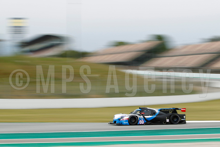 #69 COOL RACING (CHE) LIGIER JS P320 - NISSAN LMP3 MAURICE SMITH (USA) /MATT BELL (GBR)